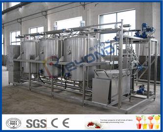 CIP 청소 시스템