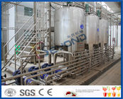 Soy Milk Fermentation Process, Industrial Yogurt Machine , Cheese Yogurt Making Equipment