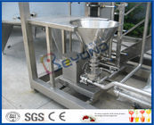 2TPH - 10TPH ISO Milk Production Process Milk Powder Making Machine With SS304 / SS316 Steel