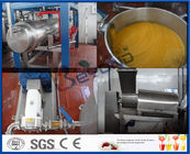 Fresh Pineapple / Mango Juice Processing Plant With Can Packaging Machine
