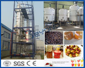 15TPH Falling Film Multi Evaporator System For Orange Juice Concentrator