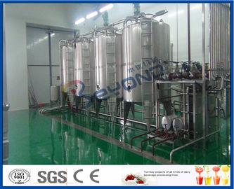 과일 주스 생산 공정 용 ISO 2TPH 10TPH 과일 주스 가공 라인