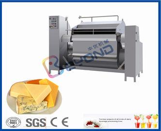 치즈 제조 공장에 대한 30TPD 치즈 공장 장비 200kg / H - 2000kg / H 용량