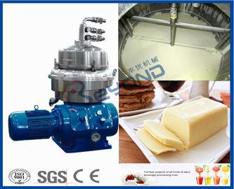 버터 만드는 과정을 위한 버터 포장기 / 버터 만들기 장비